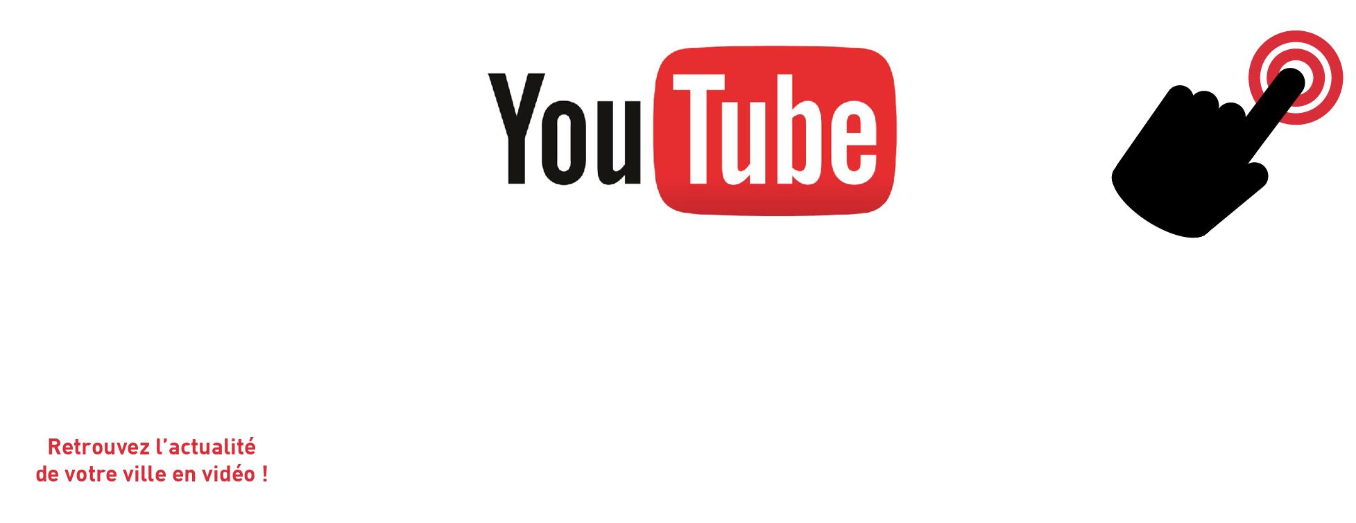 La ville lance sa chaîne Youtube