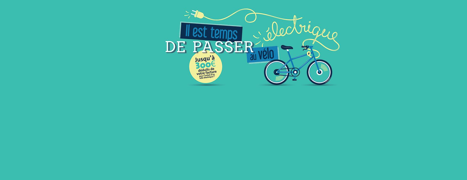 Dispositif d'aide à l'achat de vélo électrique