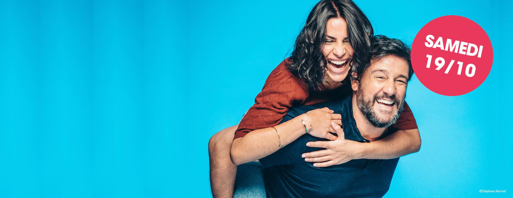 Humour // Titoff & Roxane, Amoureux