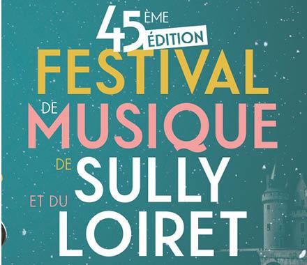 Le Festival de Sully et du Loiret dans notre ville