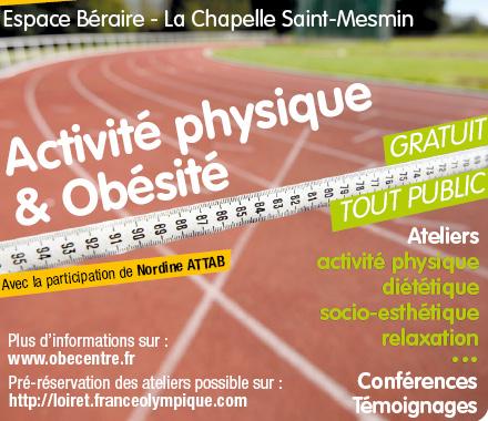Journée de l'obésité et des maladies chroniques