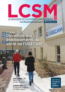 LCSM N°9 - Printemps 2018