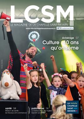 LCSM n°11 - Automne 2018