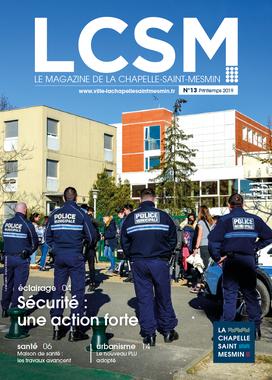 LCSM n°13 - Printemps 2019