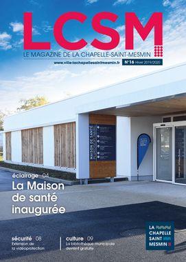 LCSM n°16 - Hiver 2019/2020