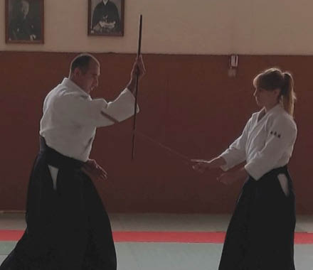 STAGE D'AIKIDO
