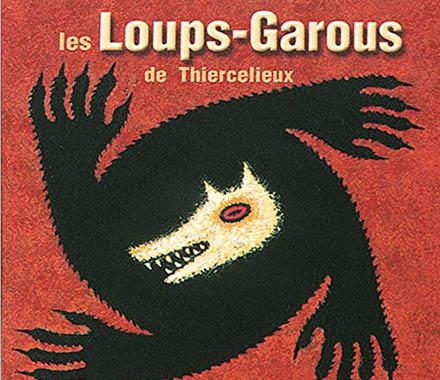 HALLOWEEN - LOUP GAROU DE THIERCELIEUX